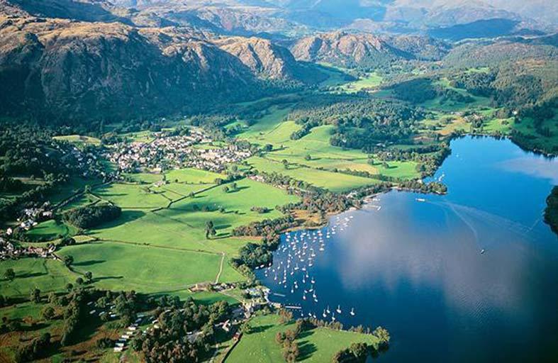 كارلايل.. الطبيعة الجميلة والخضراء في الريف البريطاني