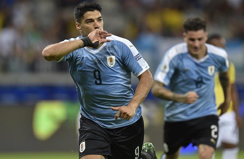 الأوروغواي تسعى لحجز بطاقة ربع نهائي كوبا أميركا