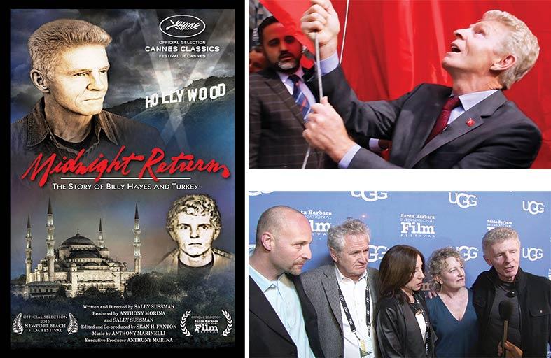 Midnight Return... مستوحى من قصة هرب بيل هايز من سجن تركي
