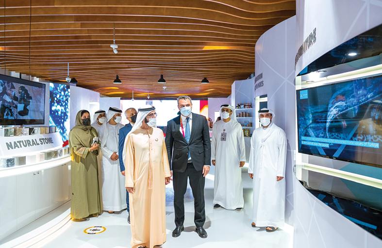 محمد بن راشد: المحافل العالمية المقامة على أرض الإمارات تعزز روابطها مع كافة الشعوب الشقيقة والصديقة