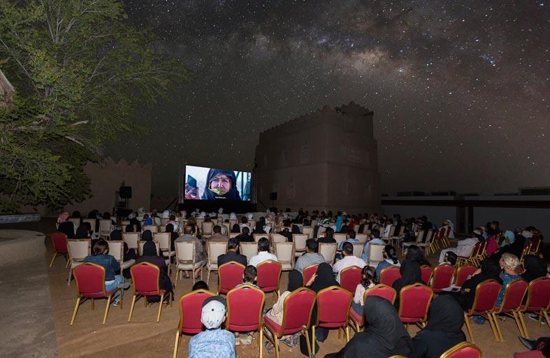 برنامج «سينما القطارة» يعرض أفلاما قصيرة إماراتية وإسرائيلية لأول مرة