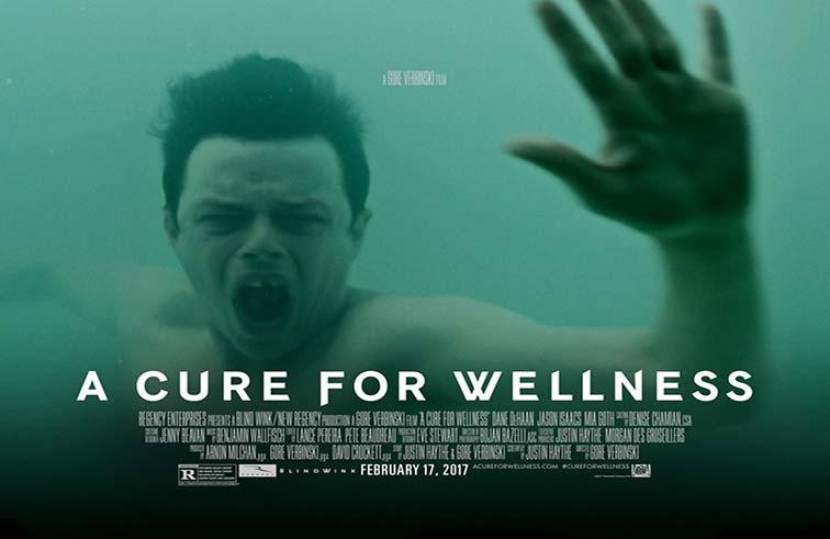 A Cure for Wellness ... الهروب من وجه الحياة المدنية العصرية