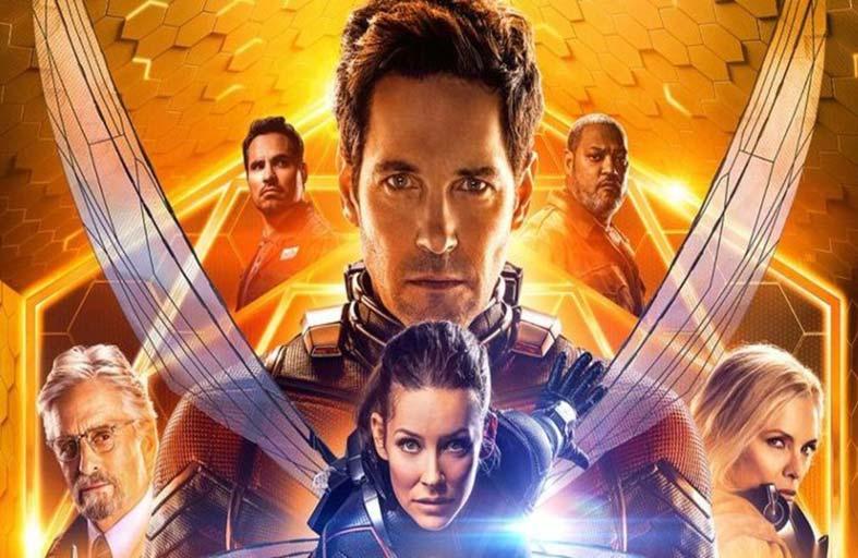 إيفانجيلين ليلي تنقذ الجزء الجديد من  Ant Man من الوقوع في فخ التفاهة