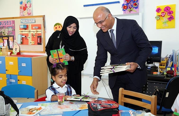 «دبي للثقافة» تشجع على نشر المعرفة بين «أصحاب الهمم» في دبي