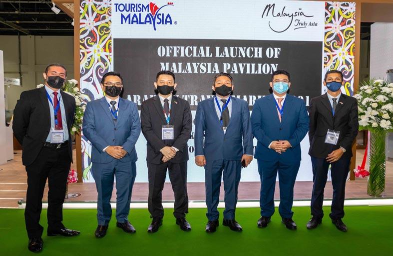 هيئة السياحة الماليزية تستعرض جهود ماليزيا السياحية في ظل الوضع العالمي الجديد