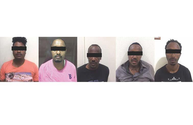 شرطة عجمان تقبض على عصابة سرقة خلال 24 ساعة