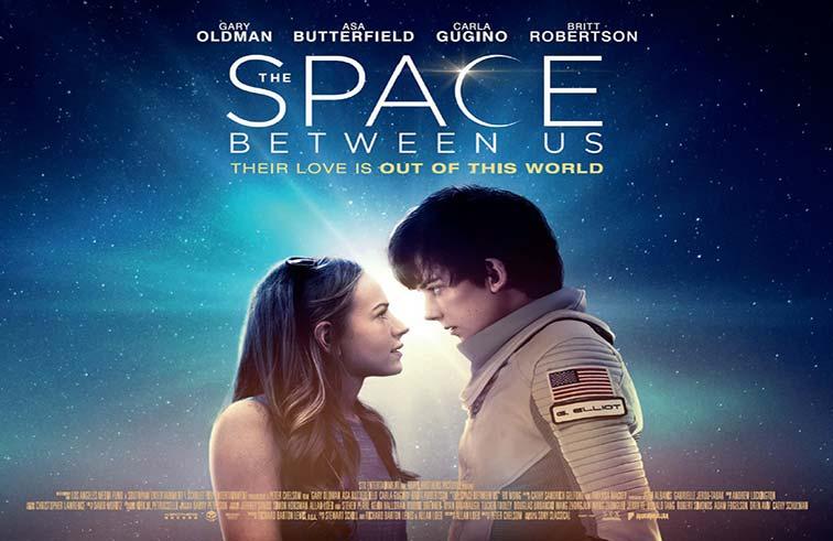 The Space Between Us... تتسارع الأحداث وتتشابك بطريقة غريبة