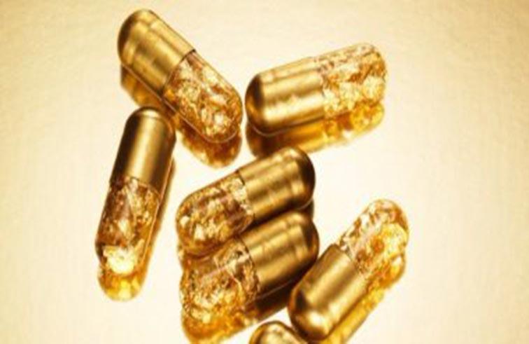 علاج السرطان بالذهب