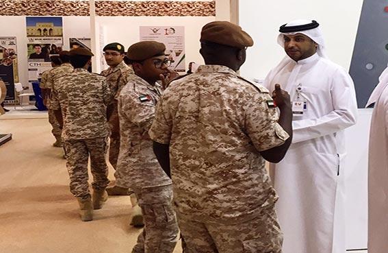 جمارك دبى تلتقى أكثر من 900 طلب توظيف خلال يومين بمعرض توظيف مجندي الخدمة الوطنية الأول