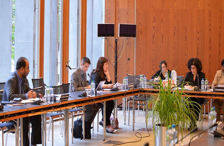 الشعبة البرلمانية الإمارتية تشارك في اجتماع اللجنة التنفيذية للاتحاد البرلماني الدولي بجنيف