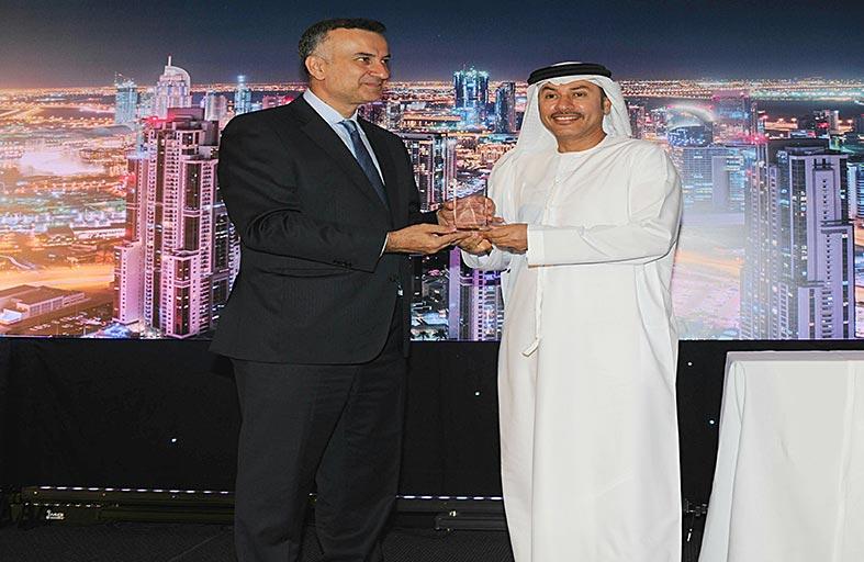 القوات المسلحة تفوز بجائزة أفضل مبادرة حكومية للدفع الرقمي في الشرق الأوسط وشمال أفريقيا