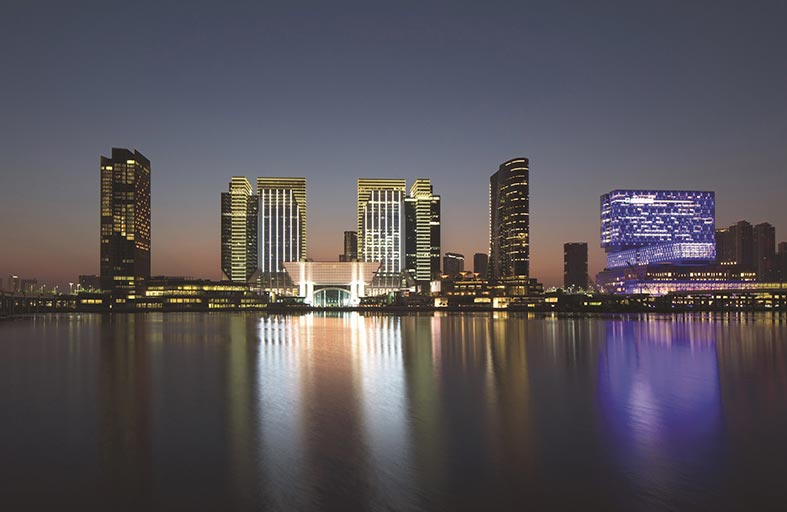 المارية تسلط الضوء على أول فندق لعلامة فورسيزونزفي أبوظبي