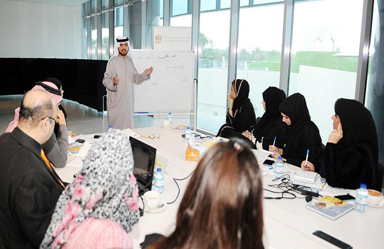 المجلس الوطني للإعلام يعقد جلسته الأولى من مختبر الإبداع الحكومي