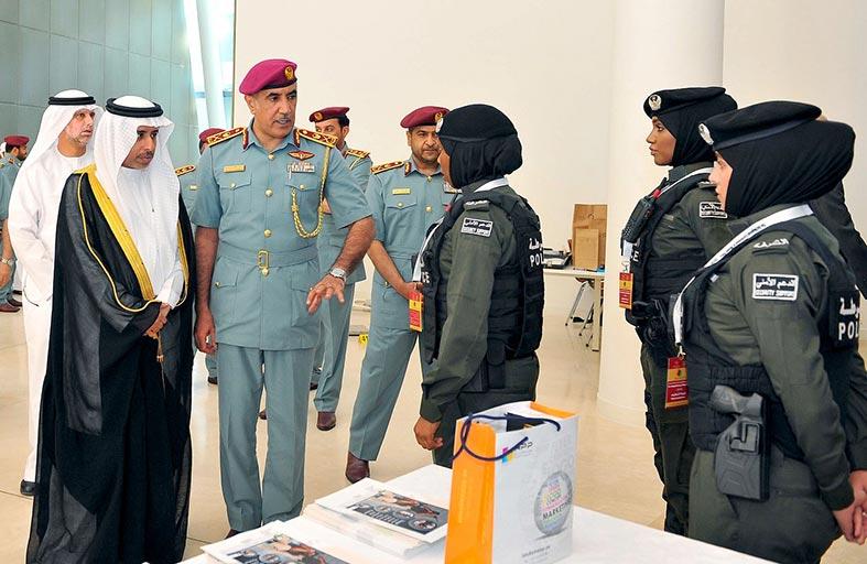 بدء أعمال مؤتمر الشرطة النسائية الإقليمي الثالث في أبوظبي