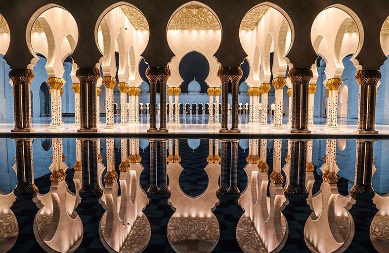 بدء فعاليات معرض جمالية الفن الإسلامي في خورفكان ضمن مهرجان الفنون الإسلامية الـ 17