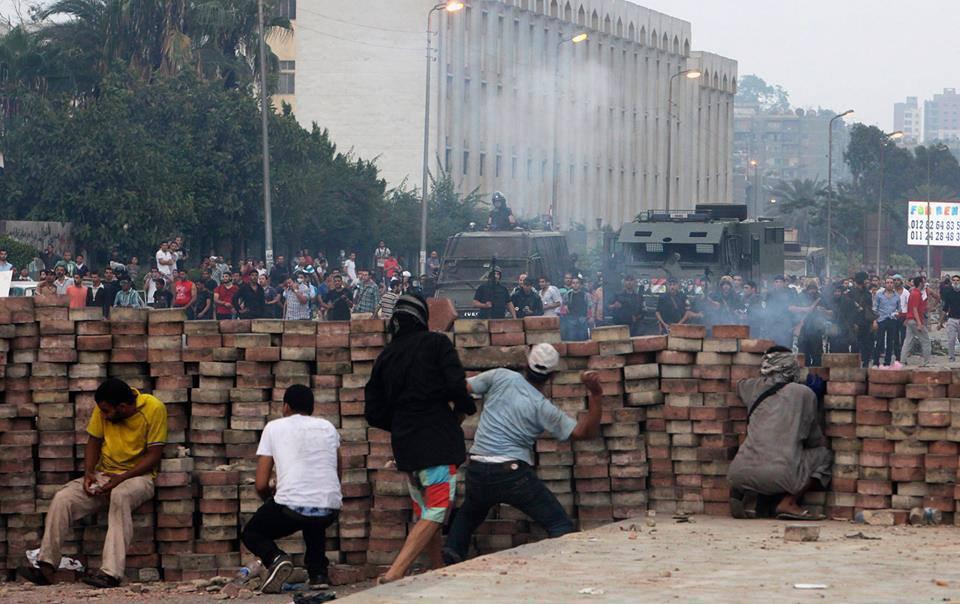 بلطجية الإخوان يقتلون 3 من الشرطة المصرية