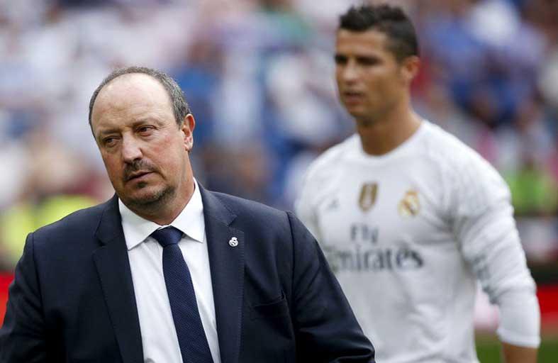 بنيتز يلوم التوتر في لقاء ريال وملقة