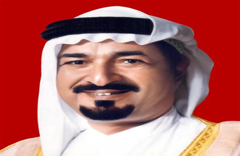 حاكم عجمان يكرم فاطمة بنت مبارك لدورها في تشجيع المرأة لتحقيق أهدافها ودخول سوق العمل