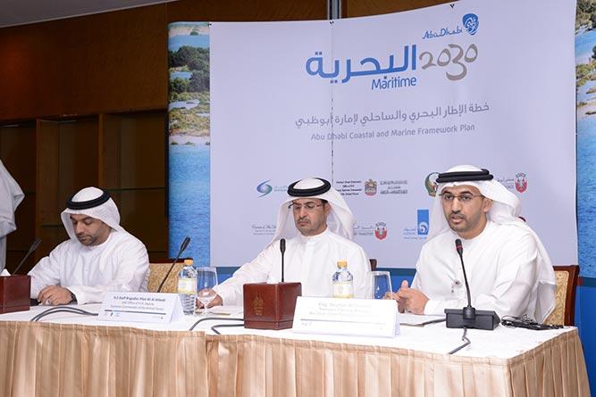 مجلس أبوظبي للتخطيط العمراني يبدأ بتطوير الخطة البحرية 2030 خطة عمل الإطار الساحلي والبحري لإمارة أبوظبي