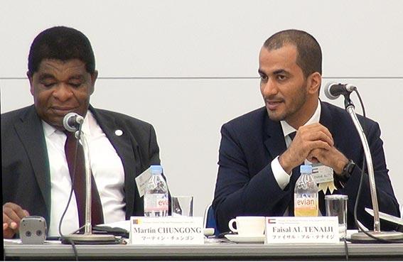رئيس منتدى الشباب يشارك في قمة الرأي للبرلمانيين الشباب في العالم