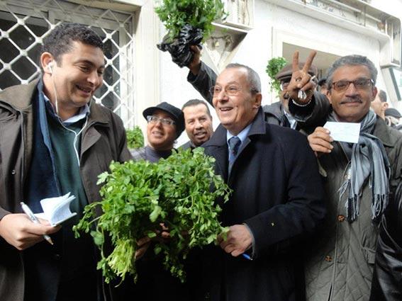 البقدونس الرّاعي الرّسمي لقناة تلفزيّة تونسيّة!