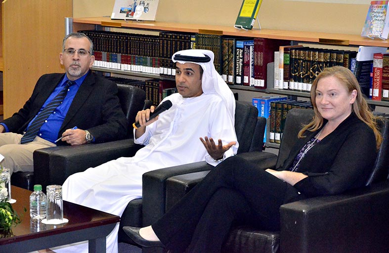 علي سعيد بن حرمل الظاهري: جامعة أبوظبي تكرس مواردها لطرح منظومة تعليمية محورها الطالب