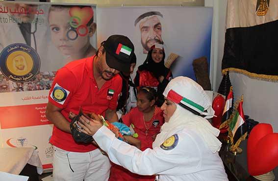 مبادرة زايد العطاء تبدأ حملة علاج مرضى القلب المعوزين في مصر