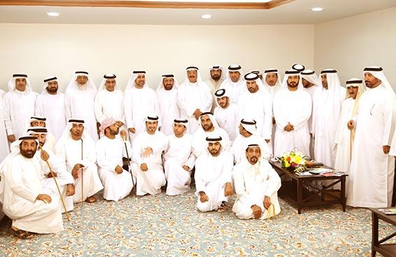 مجلس أحمد حمدان ال مالك الرمضاني يوصي بمجلس أعلى للأسرة