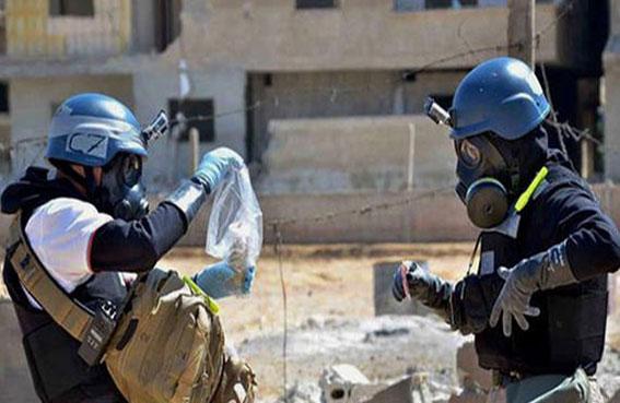 منظمة حظر الكيميائي تدعو لتسريع نقل ترسانة سوريا