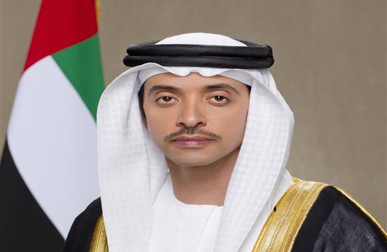 هزاع بن زايد يشيد بالإنجازات التي حققتها هيئة الإمارات للهوية خلال عام 2014
