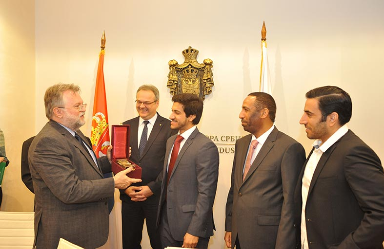 وزارة الاقتصاد تشارك في ملتقى الأعمال الإماراتي الصربي في بلغراد ومعرض نوفي ساد الدولي الزراعي
