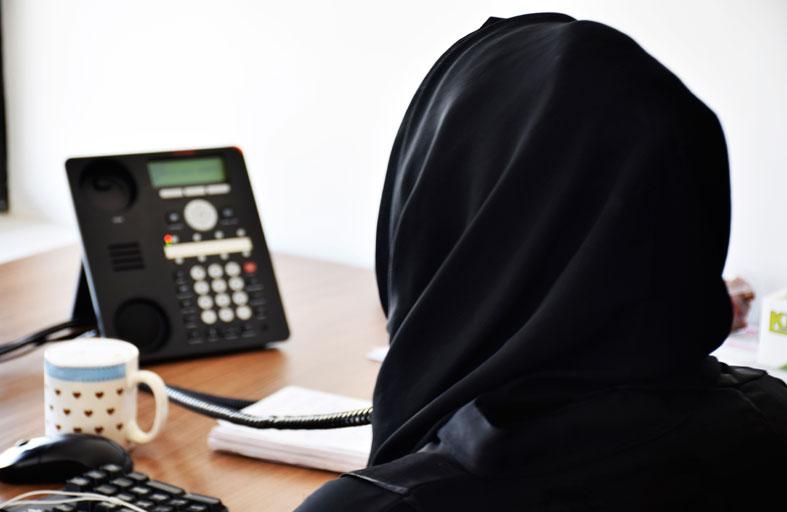ارتفاع عدد المكالمات الواردة لـ خط المساعدة الخاص بمؤسسة دبي لرعاية النساء والأطفال.. أغلبها للاستفسار