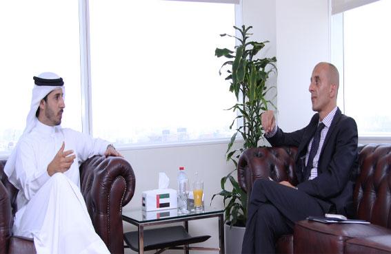 مستشار رئيس وزراء مونتنيغرو يزور كلية محمد بن راشد للإدارة الحكومية