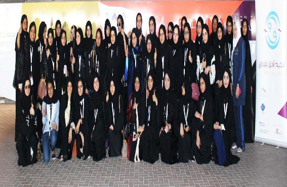 سجايا تختتم مخيم آفاق الأول بتأهيل 40 فتاة إماراتية على المهارات القيادية