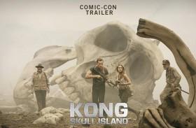 Kong .. غودمان باحث معتوه يقود مستكشفين إلى منطقة مجهولة