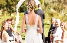 تغادر الزفاف بسبب قواعد الطعام
