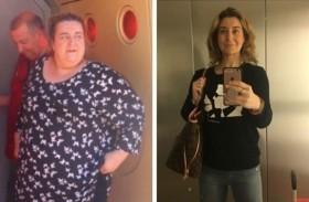 تخسر 70 كيلو بعد تعرضها للإهانة