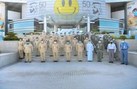 شرطة دبي تطلق مهرجان الموارد البشرية الرياضي تزامناً مع «تحدي اللياقة»