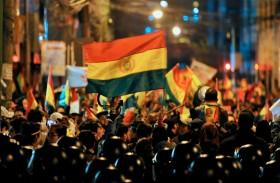 بوليفيا: ايفو موراليس، نهاية عَهْد...!