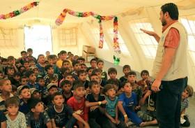 النزاعات تهدد حياة أكثر من 24 مليون طفلا في الشرق الأوسط وشمال افريقيا