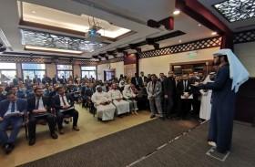محاكم دبي تنظم ورشة تدريبية لمكاتب المحاماة حضرها أكثر من 150 شخصاً