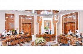 عمار النعيمي يترأس اجتماع «تنفيذي عجمان»