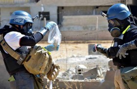 تنافس أمريكي-روسي لتمديد التحقيق في الهجمات الكيميائية