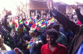 طرابلس اللبنانية تحتفل بمهرجان الزامبو