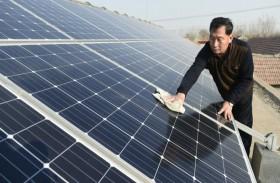 الصين تضيف 11.4 جيجاوات كهرباء من الطاقة الشمسية