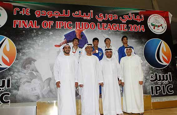 بطولة كأس الاتحاد للجودو تنطلق يوم الجمعة بصالة المشرف