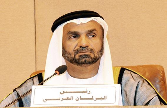 البرلمان العربي يعلن عن خارطة طريق لحل الأزمة السورية