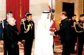 باراس شهداد بوري: التعاون بين الإمارات والهند قائم وراسخ ومتطور ويضاعف من طموحاتنا