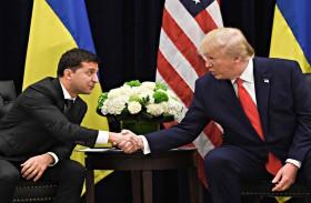 الفضيحة الأوكرانية: دبلوماسية الابتزاز عند ترامب...!
