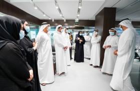 وفد من بلدية دبي يزور مركز البيانات للحلول المتكاملة «مورو» التابع لهيئة كهرباء ومياه دبي
